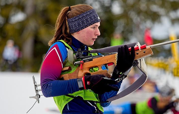 15 - 18+ Senior Biathlon