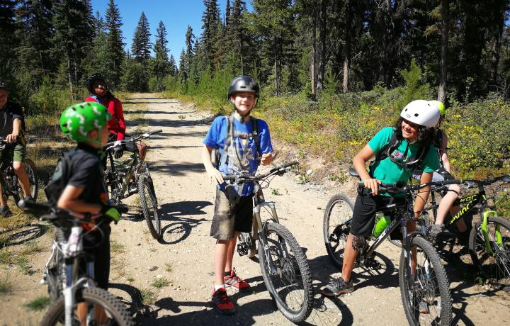 6-12 Summer Bike Camps