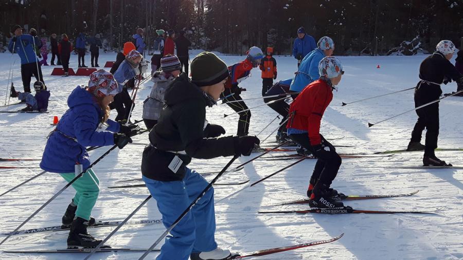 Outreach Ski Program